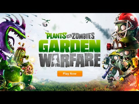 [E3 2013] Tráiler de Plants vs. Zombies Garden Warfare