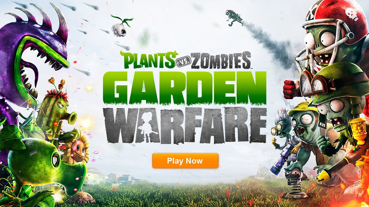 trailer Plants Vs. Zombies:Garden Warfare