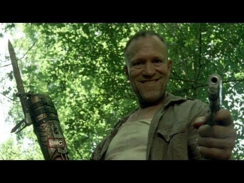 The Walking Dead, temporada 3 Comic-Con tráiler