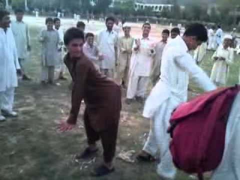 SAKHAKOT WIN THE FOOTBALL MATCH IN DARGAI COLLEGE