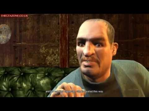 Grand Theft Auto IV - Mission #9 - Bull in a China Shop