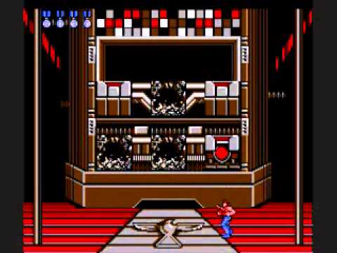 Contra - Contra NES Levels 1-3 - User video