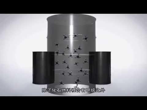沼氣的甲烷能源