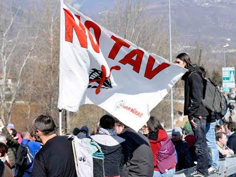 Breaking Italy - La protesta NO-TAV spiegata semplicemente