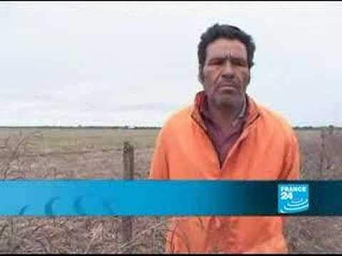 FRANCE24-EN-Report-Argentina OGM Country