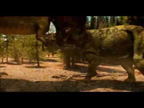 dinosauri killer BBC trailer - i dominatori della preistoria