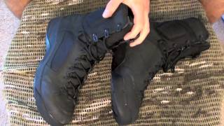 danner dfa boot - YouTube