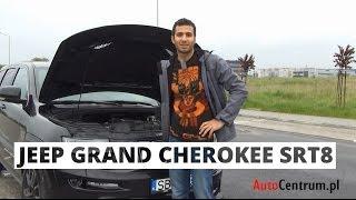 Jeep Grand Cherokee SRT8 6.4 V8 468 KM, 2014 - test AutoCentrum.pl