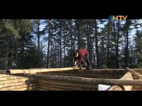 Doğada Tek Başına - Dağ Evi 9 Bölüm (04 04 2012)