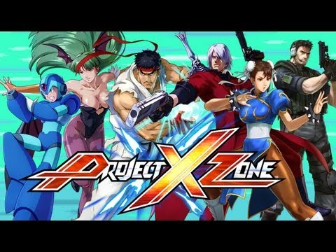 Las vistosas y poderosas batallas de Project X Zone