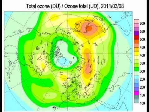 the growing concern over depleting ozone layer and its effects