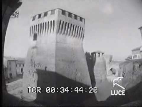 A Mondavio l'antico e il moderno si armonizzano (istituto Luce - 1973)