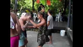 Salsa Backyard Day After Full Moon Party