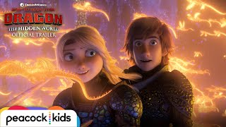 HOW TO TRAIN YOUR DRAGON: THE HIDDEN WORLD  Official Trailer
