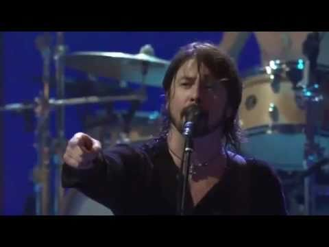 "Dave Grohl - pissed because of a ""fan"" fight. uncensored. iTunes Festival"