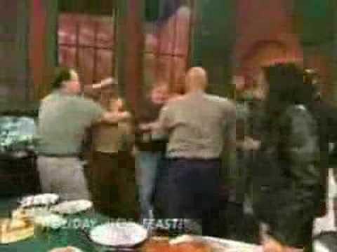 Las Peleas del Show de Jerry Springer 1