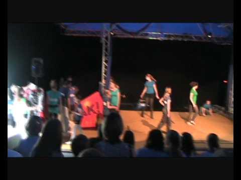 Circusstad 6 mei 2011 Circus Rotjeknor - Raak! 2/3