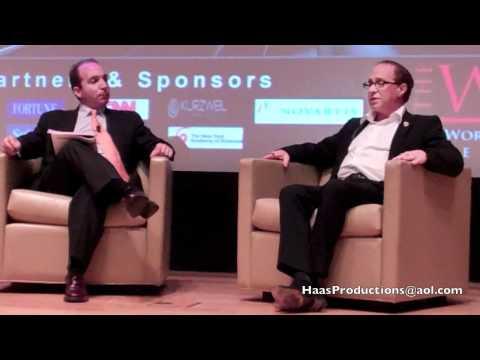 Jim Clark interviews Ray Kurzweil at the 2011 World Technology Summit