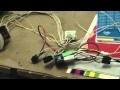 motore lavatrice con controllo elettronico velocità