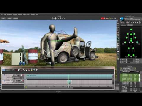 Motionbuilder Tutorial: MotionBuilder 2014 New Features: Advanced Motion Capture Workflow
