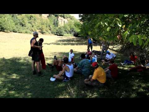 Balze Valdarno ( educazione ambientale Alcedo )