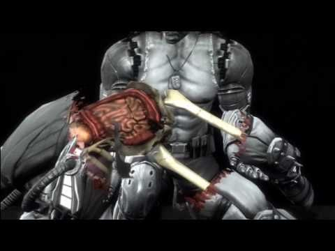 All Mortal Kombat 9 X-Ray Moves [MK9] [HD]