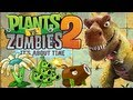 Plants vs. Zombies 2 - Jurassic Plant!