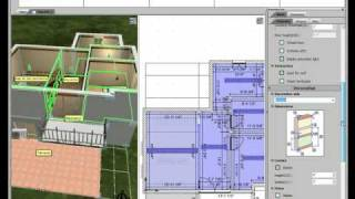 3D Home Design By Livecad Tutorials 14 Outside Finishing   YouTube Part 32