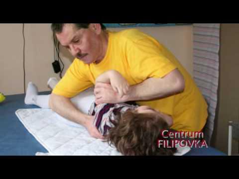 Rozšíření pohybové terapie Centra FILIPOVKA