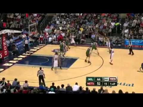 Gerald Green dunks 2011 - 2012 regular season