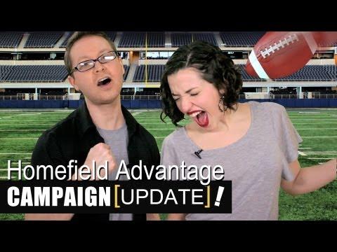 Homefield Advantage - Ep. 83