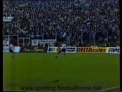 Porto - 2 Sporting - 0 1990/1991