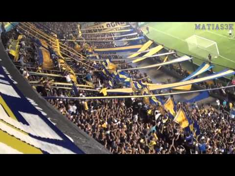 Boca Fluminense Lib12 / La copa que perdieron las gallinas