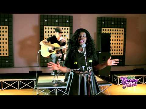 Misha B - Diamonds (Rihanna Cover) (Live)