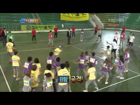 [110507] 100 Points Out Of 100 National Idol Star Sports Festival Special Episode 24 4/5