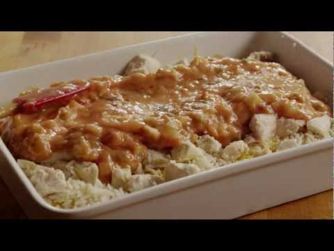 How to Make Salsa Chicken Rice Casserole