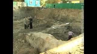 Археологи нашли Житомирские Золотые Ворота