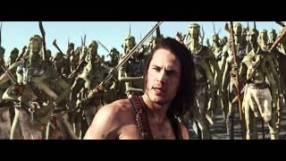 John Carter -- Il nuovo Trailer Ufficiale Italiano | HD