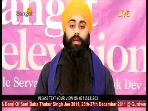 Battle of Chamkaur / Baba Ajit Singh Ji & Baba Jujhar Singh Ji Shaheedi - Lecture by Kam Singh