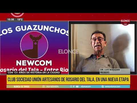 La nueva etapa del Club Sociedad Unión Artesanos de Rosario del Tala