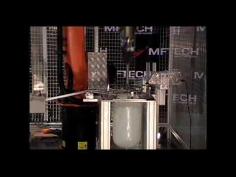 Filament Winding Robot
