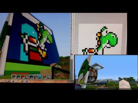 Minecraft Pixel Art | Know Your Meme