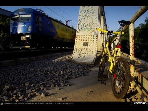 VIDEOCLIP Cu bicicleta prin Bucuresti - traseul 18: Piata Romana - Bulevardul Aviatorilor - Parcul Herastrau