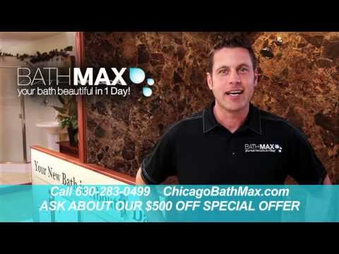 Acrylic Bathtubs and Showers Chicago