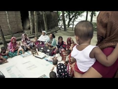 Fighting malnutrition with education