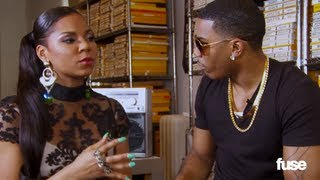 Nelly Talks To Ashanti About Hip Hop's Evolution & Collaborating W. Chris Brown