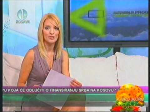 Tamara Stojmirov crossed legs
