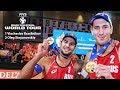 Пляжный Волейбол   Финал Мирового Тура   Красильников / Стояновский vs. Виклер / Толе