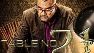 Table No. 21 - Theatrical Trailer