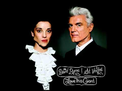 David Byrne & St. Vincent - 'Weekend In The Dust'